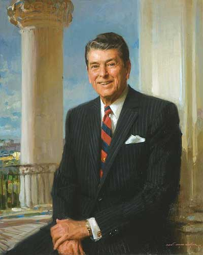Why Was Ronald Reagan A Good President