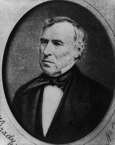 Zachary Taylor Fun Facts